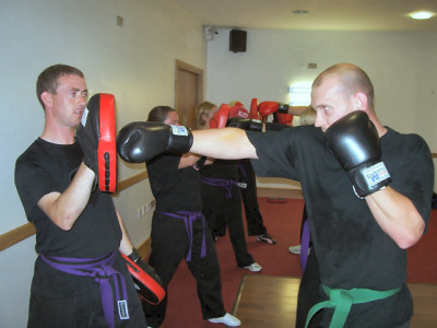 Kaizendo Boxing and Padwork