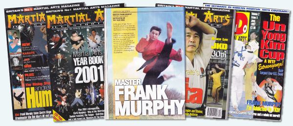 Articles by Master Frank Murphy