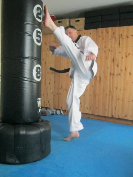 Tailor Made Taekwondo Sparring Combinations Part 2 – Using