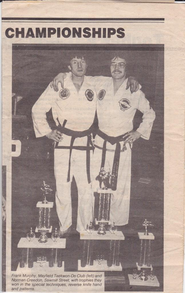 Frank Murphy & Norman Creedon