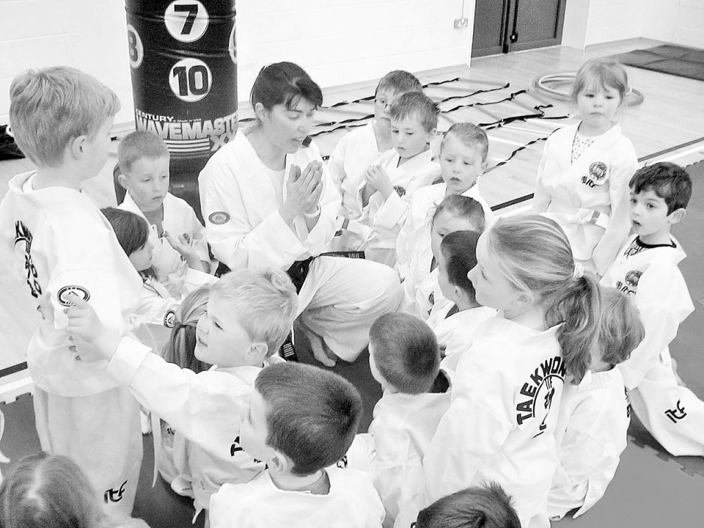 Mitchelstown Taekwondo Ninjas (2)