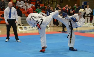 SD5 Taekwondo Sparring