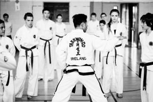 Taekwondo stdent 8
